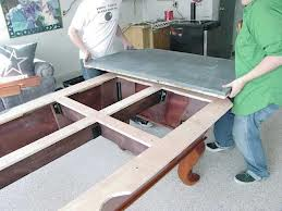 Pool table moves in Dothan Image 1