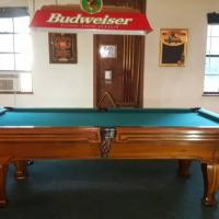 """The Madison"" by Brunswick Pool Table"